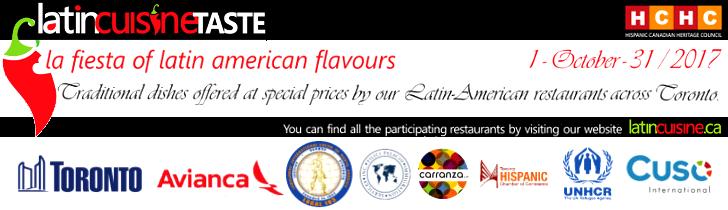 Best Latin Restaurants In Toronto